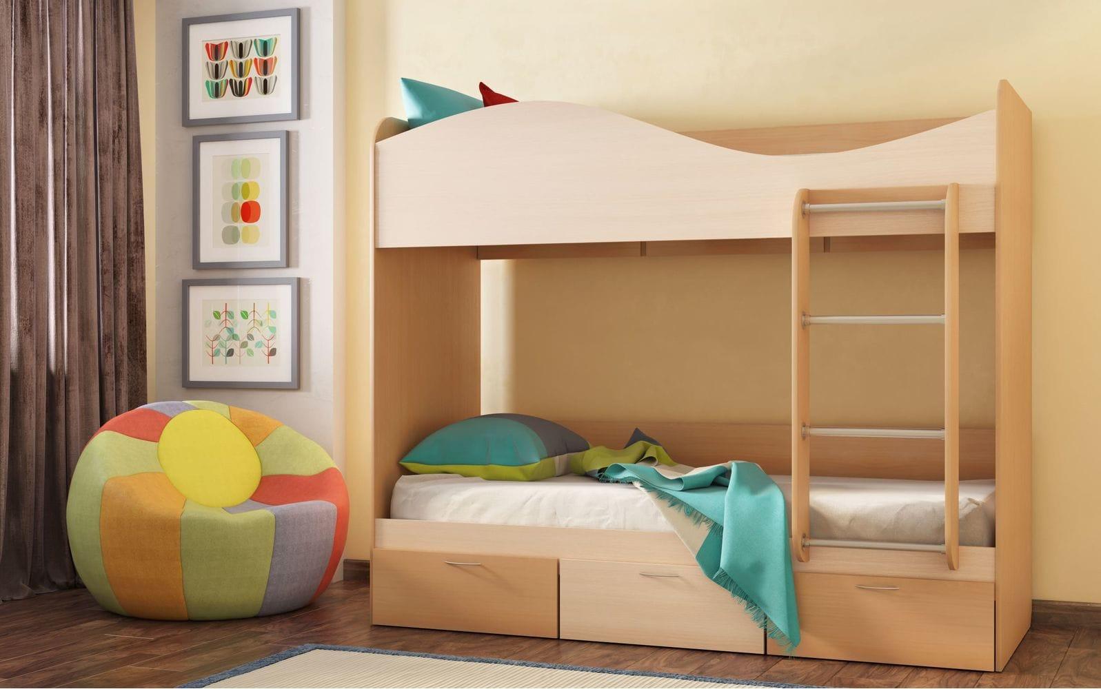 Кровать для детской КР-5