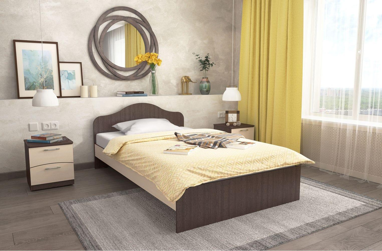 Кровать КР-2 (1200)