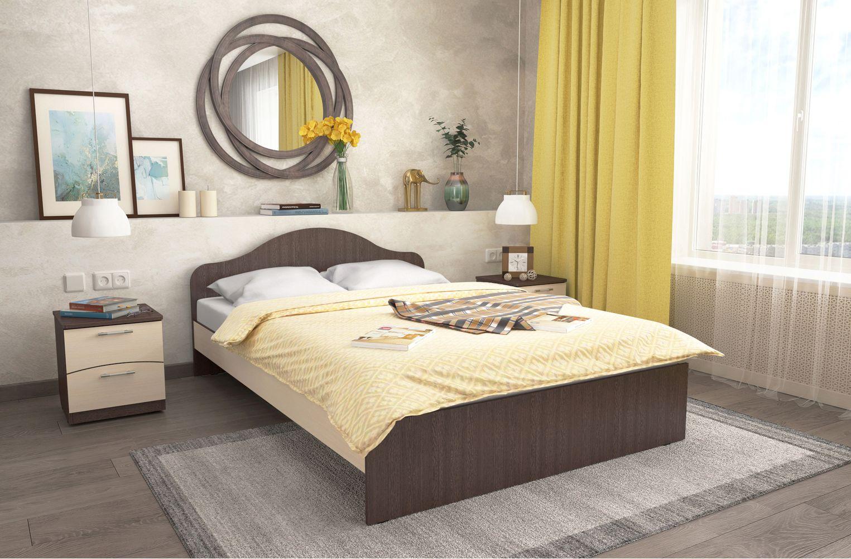 Кровать КР-2 (1400)