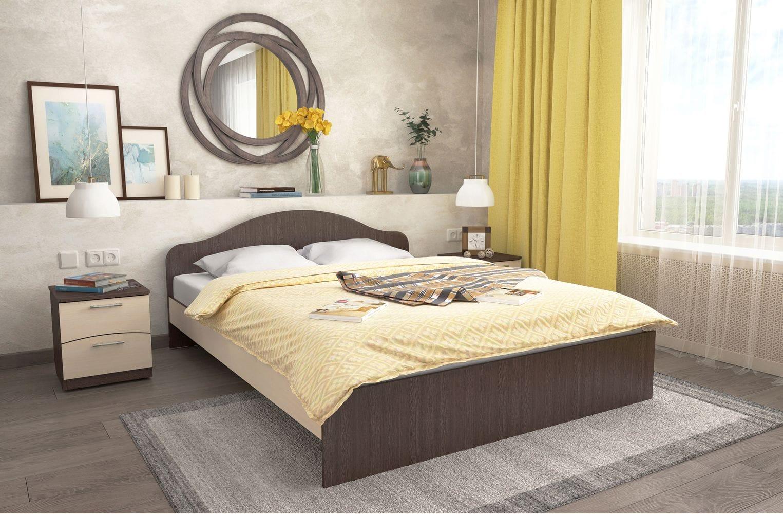 Кровать КР-2 (1600)