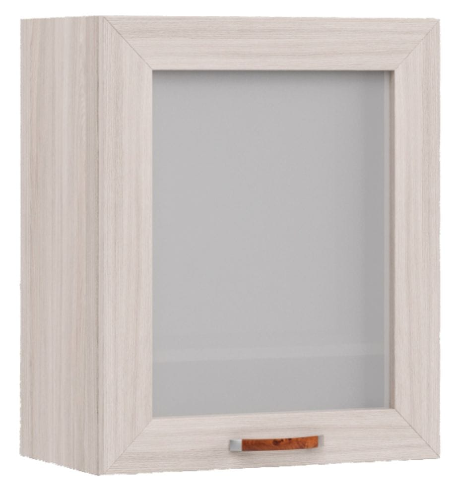 Шкаф 500 мм со стеклом
