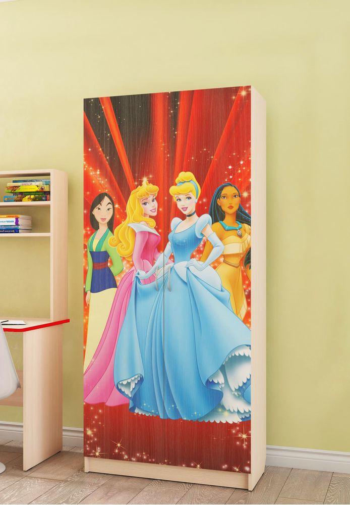 """Шкаф для детской """"Принцесса"""""""