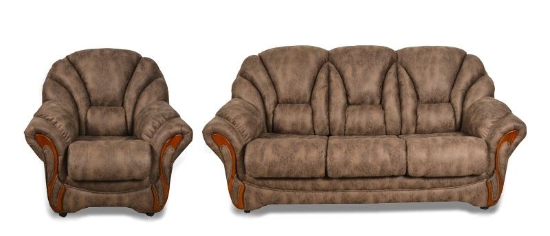 Набор мягкой мебели «Консул»