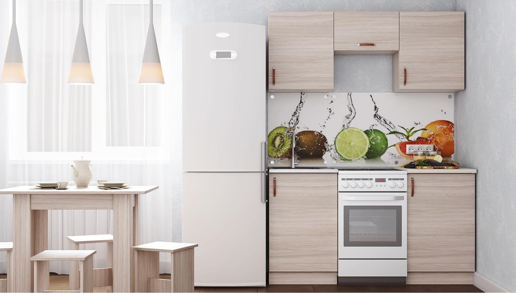 Кухонный гарнитур Легенда-14 (1,0)