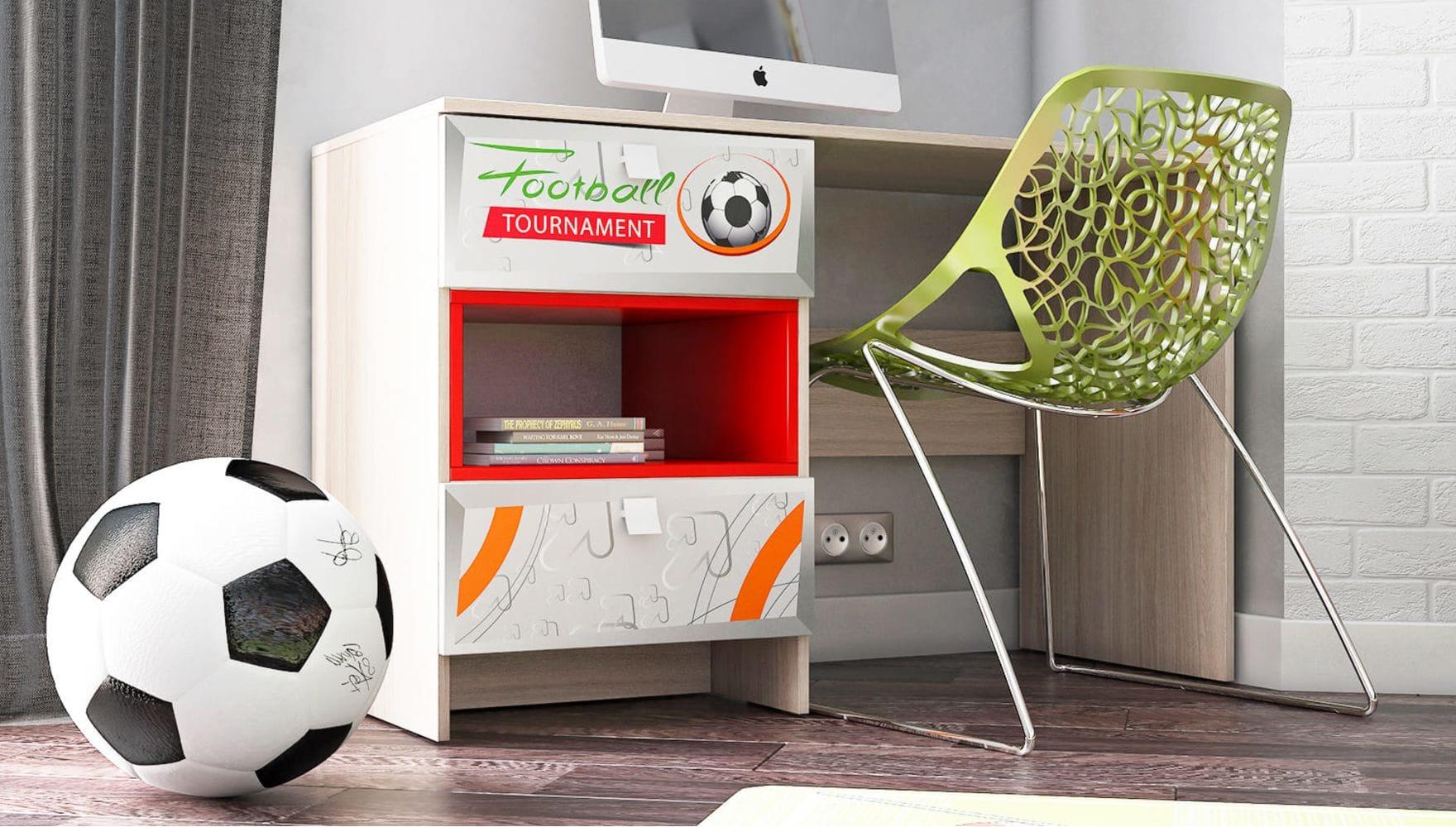 """Стол для детской """"Футбол"""""""