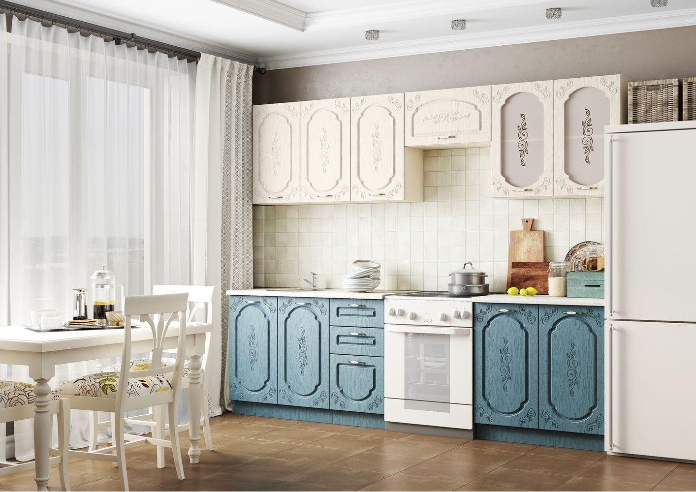 Кухонный гарнитур Легенда-2 (2,0)