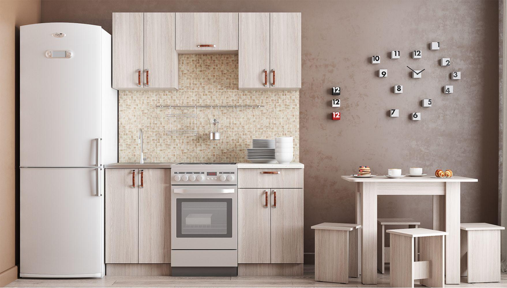 Кухонный гарнитур Легенда-10 (1,0)