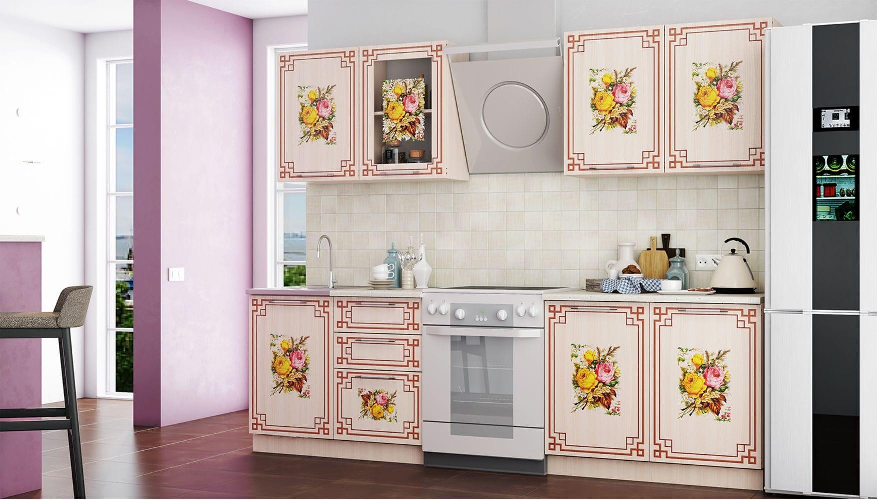 Кухонный гарнитур Легенда-21 (2,0)