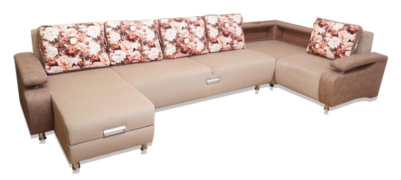 Модульный диван Престиж-15 люкс