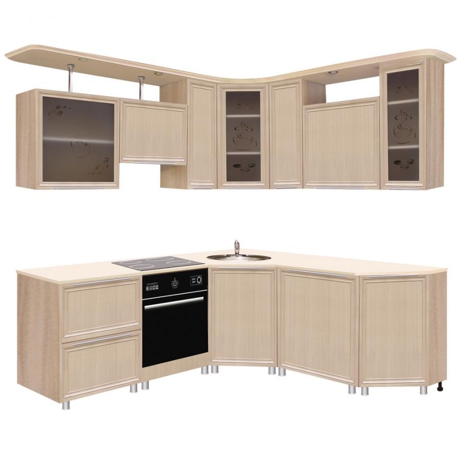 "Кухня ""Бриз -1"" модульная"