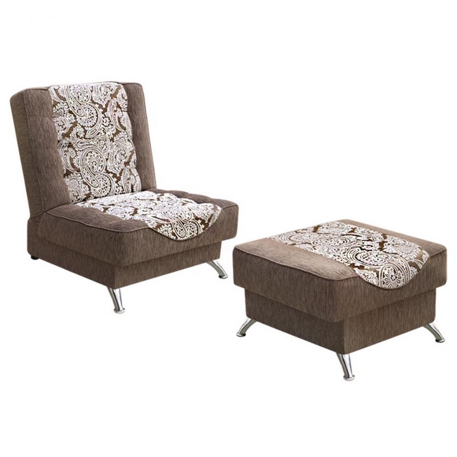 """Кресло-кровать """"Вега""""   пуф"""